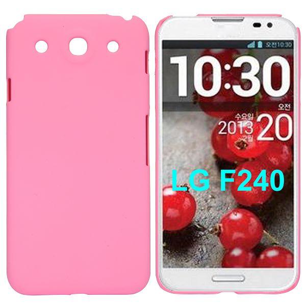 Smooth (Rosa) LG Optimus G Pro Skal