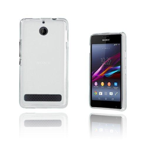 GelCase (Transparent) Sony Xperia E1 Skal
