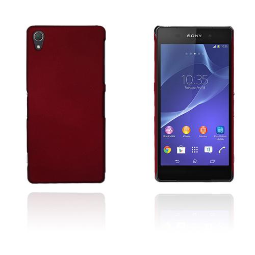 Strong Case (Röd) Sony Xperia Z2 Skal