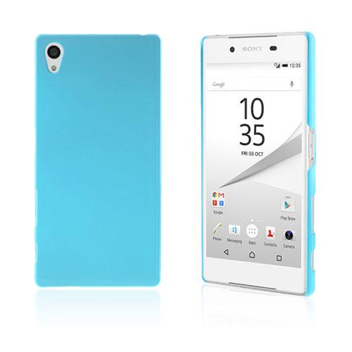 Christensen Sony Xperia Z5 Skal – Ljusblå