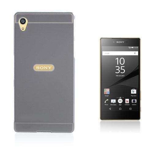 Egeland Sony Xperia Z5 Premium Skal med Stötfångare – Grå