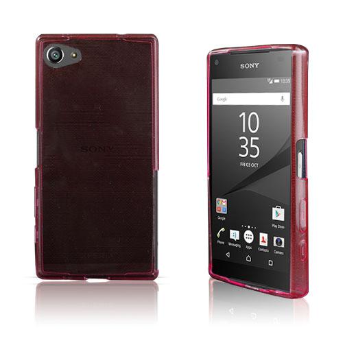 Wulff Sony Xperia Z5 Compact Skal – Röd