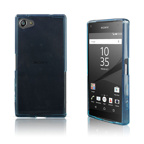 Wulff Sony Xperia Z5 Compact Skal – Mörkblå