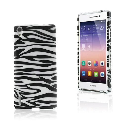 Westergaard (Zebra Ränder) Huawei Ascend P7 Skal