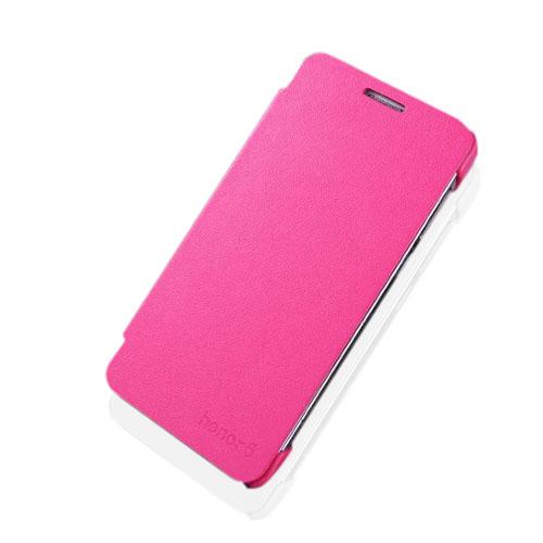 Loe Huawei Honor 6 Fodral – Varm Rosa
