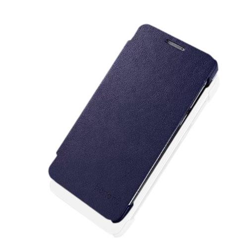 Loe Huawei Honor 6 Fodral – Mörk Blå
