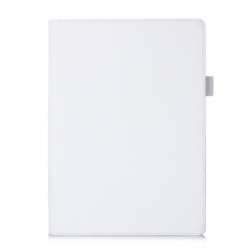Bernhoft Lenovo Yoga Tablet 2 10.1 Läder Flip Fodral – Vit