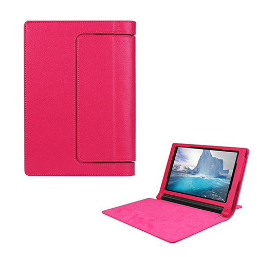 Egner Flap Lenovo Yoga Tab 3 8.0 Fodral – Varm Rosa