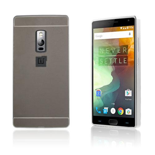 Elster Oneplus 2 Hybrid Skal – Silver