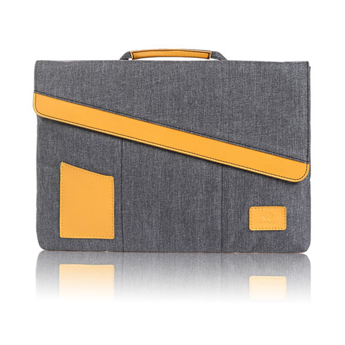 "GEARMAX YaZi MacBook 11-12"" Sleeve – Grå"
