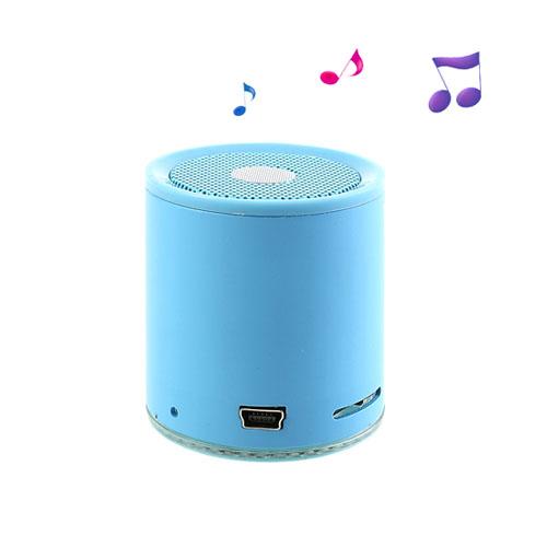 EWA A106 (Blå) Trådlös Bluetooth-Högtalare med Mikrofon