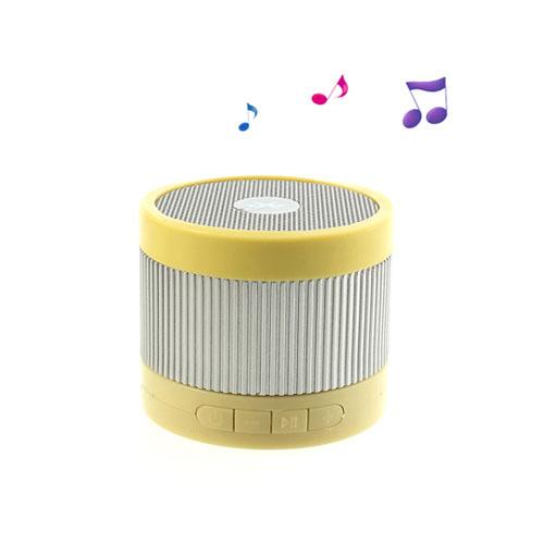 EWA A105 (Gul) Trådlös Bluetooth-Högtalare med Mikrofon