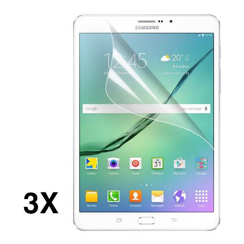 Displayskydd till Samsung Galaxy Tab S2 8.0 – 3 st.