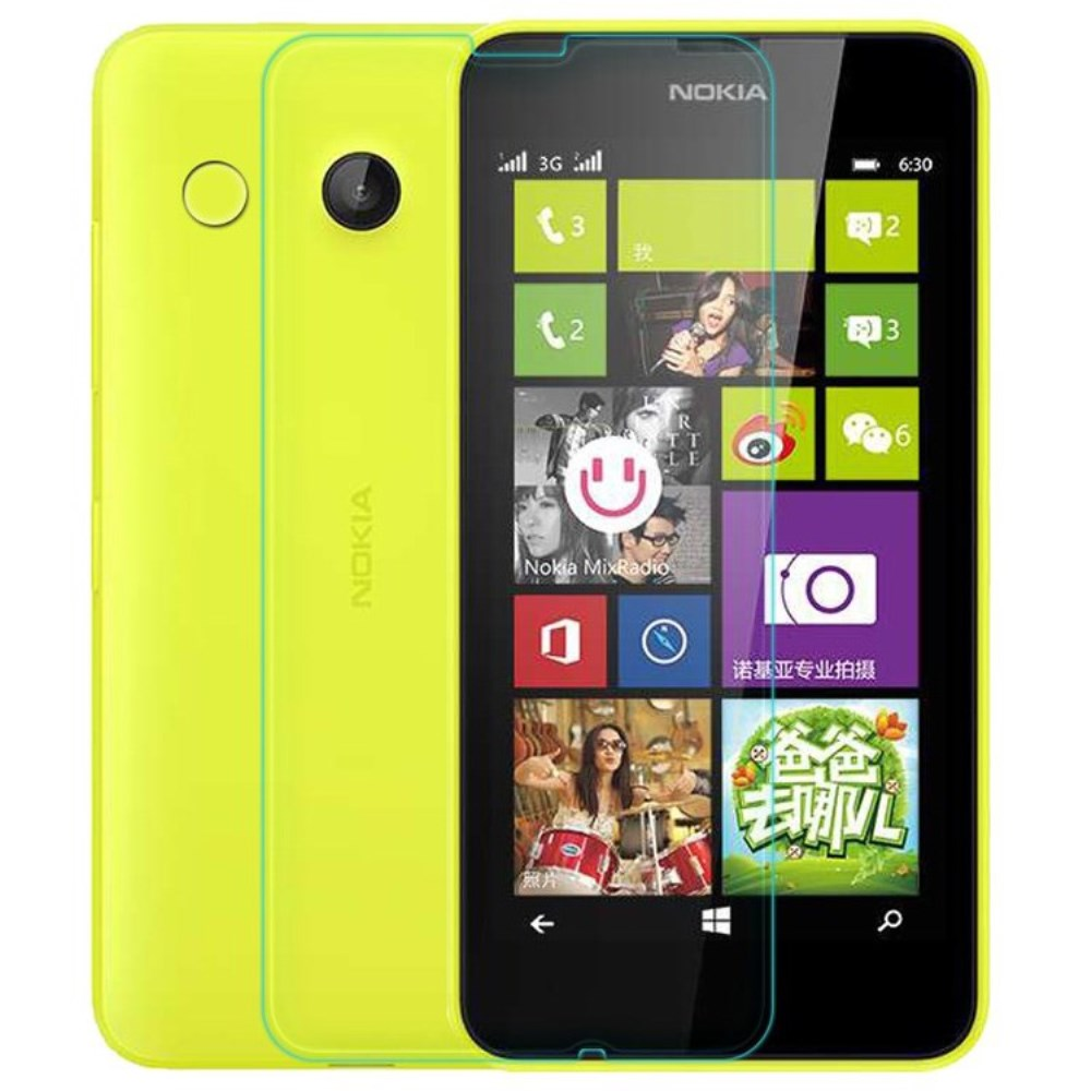 0.3mm Displayskydd til Nokia Lumia 630/635