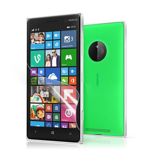 Displayskydd (Klar) till Nokia Lumia 830