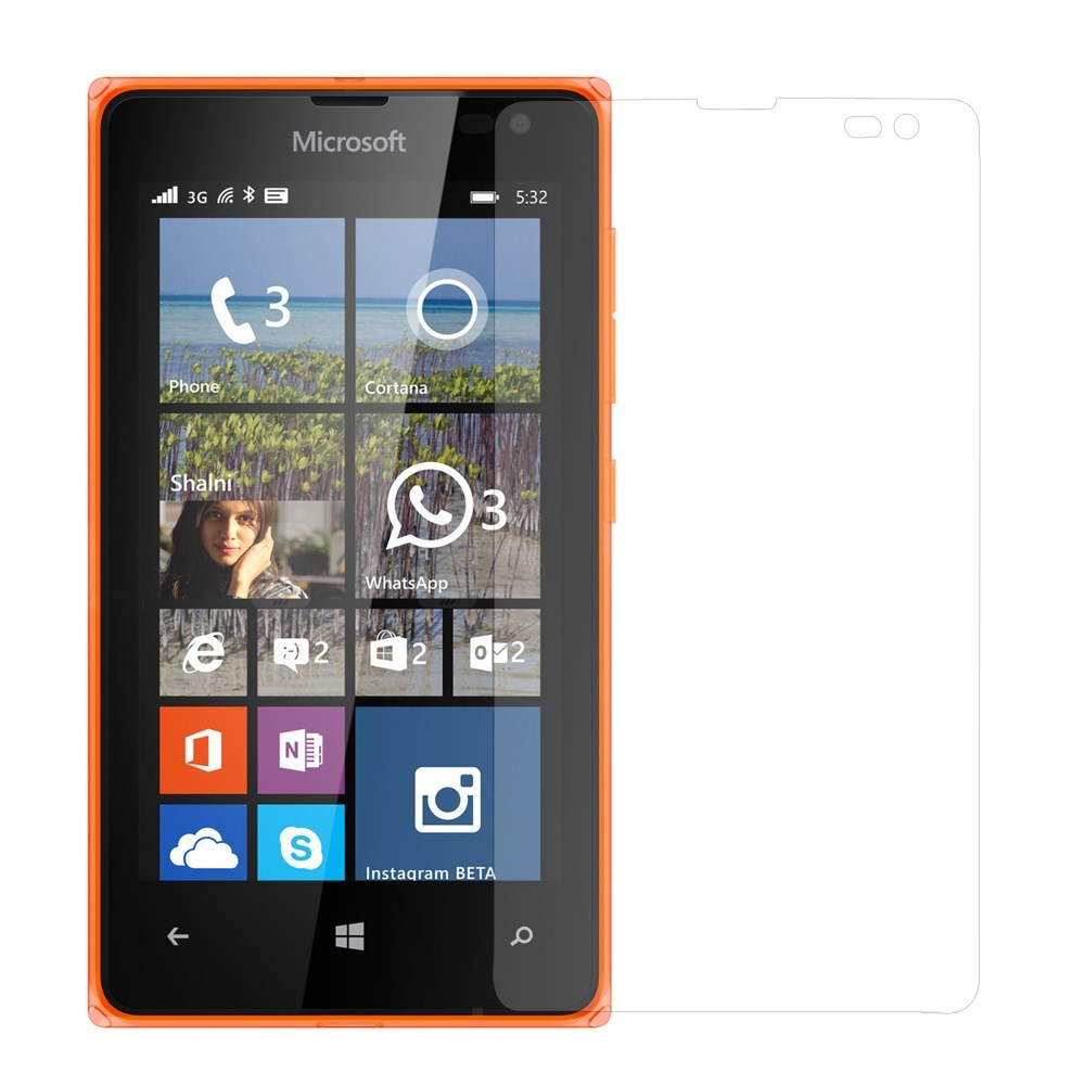 Microsoft Lumia 532 Härdat Displayskydd Glas