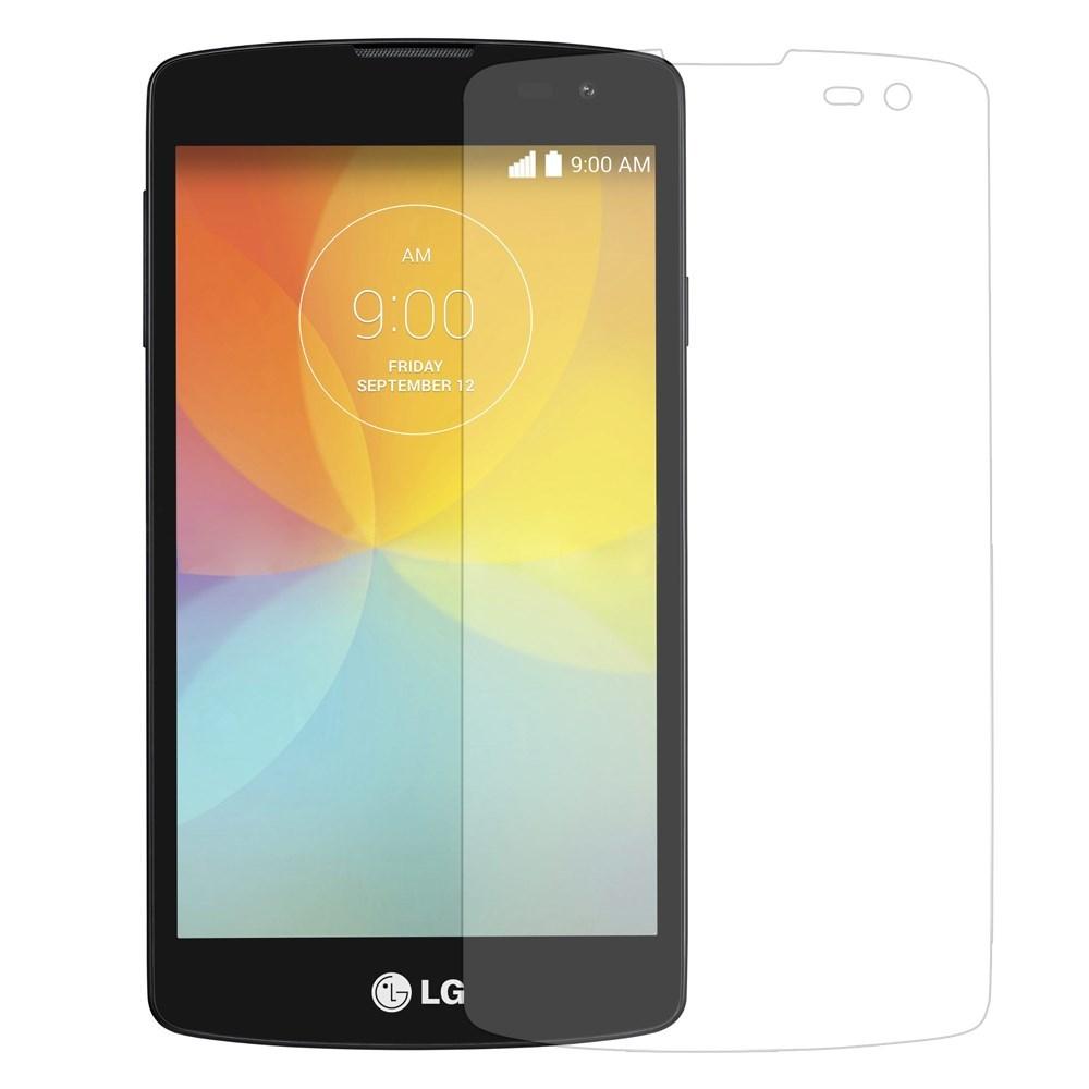 LG F60 Härdat Displayskydd Glas
