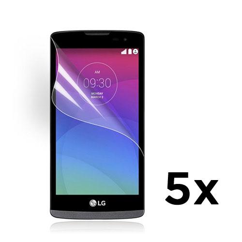 Displayskydd till LG Spirit – 5 st.