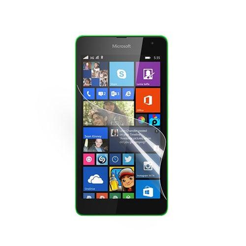 Screen Protector Till Microsoft Lumia 535 – Anti Glare