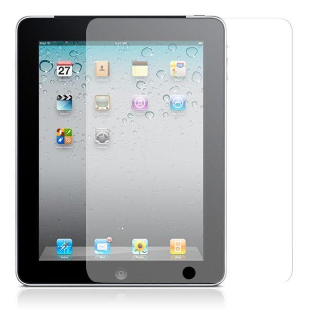 iPad 2 Displayskydd – Klar (3-Pack)