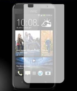 HTC Desire 300 Displayskydd (Klar) 3-Pack
