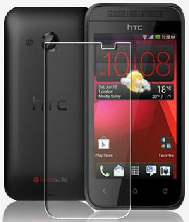 HTC Desire 200 Displayskydd (Spegel)