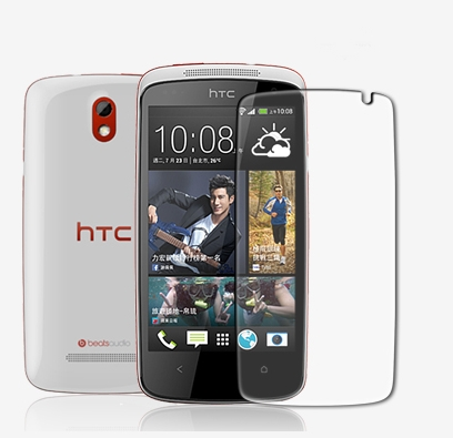 HTC Desire 500 Displayskydd (Spegel)
