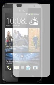 HTC Desire 300 Displayskydd (Spegel)