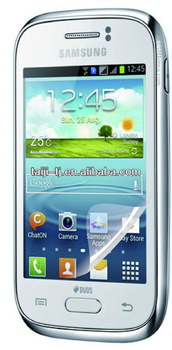 Samsung Galaxy Young Displayskydd (Klar)