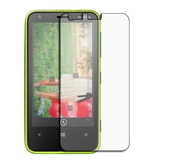Nokia Lumia 620 Displayskydd (Klar)