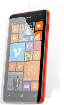 Nokia Lumia 625 Displayskydd (Klar)