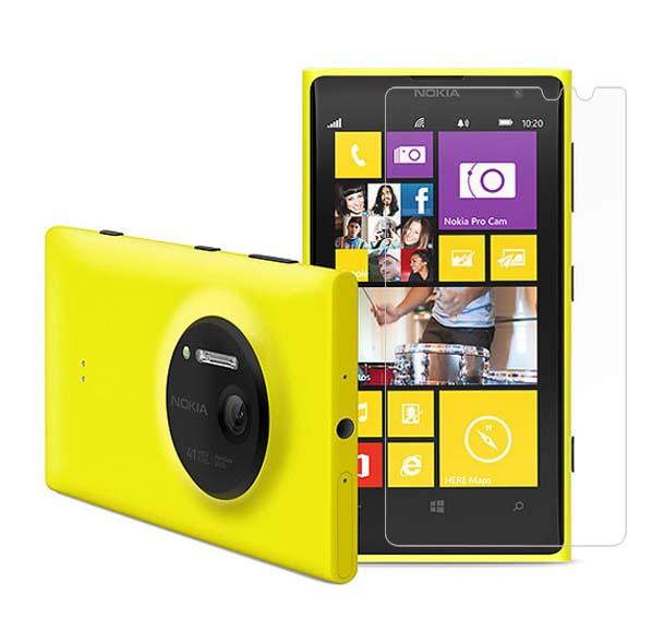Nokia Lumia 1020 Displayskydd (Klar)