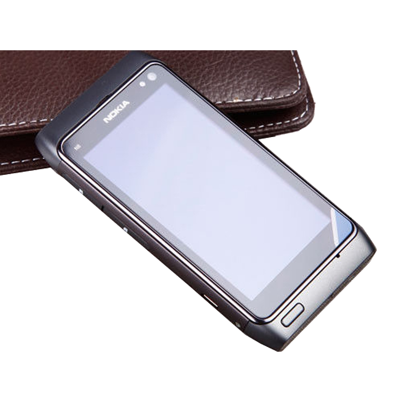 Nokia N8 Displayskydd – Klar (3-Pack)