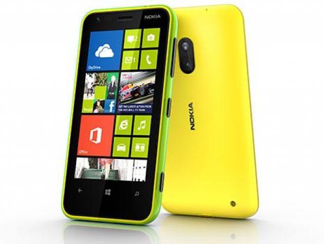 Nokia Lumia 625 Displayskydd (Spegel)
