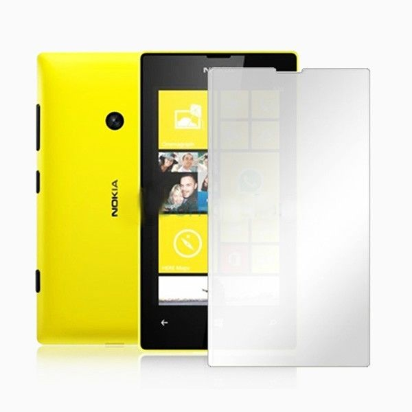 Nokia Lumia 520 Displayskydd (Spegel)