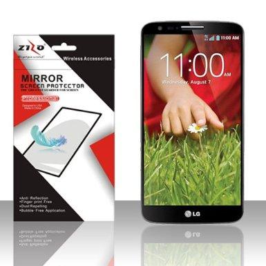 LG G2 Displayskydd (Spegel)