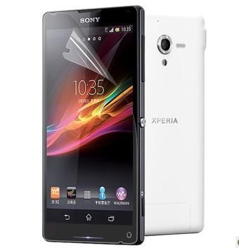 Sony Xperia ZR Displayskydd (Klar)
