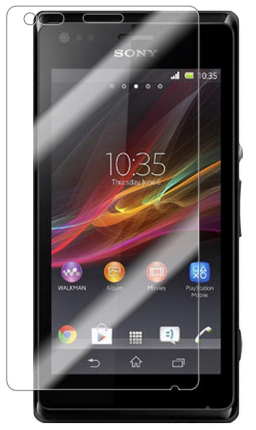 Sony Xperia M Displayskydd (Spegel)