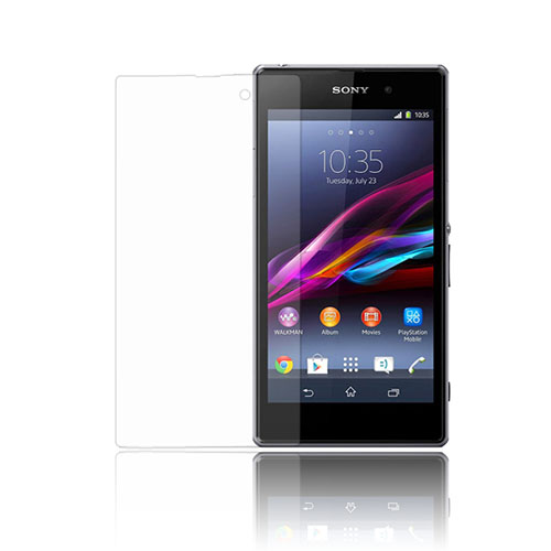 Sony Xperia Z1 Displayskydd (Spegel)
