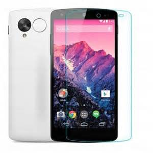Google Nexus 5 Displayskydd (Spegel)