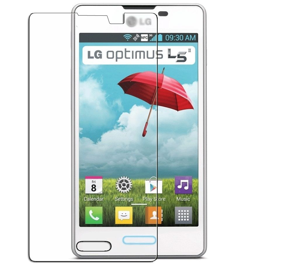 LG Optimus L5 II (Klar) Displayskydd