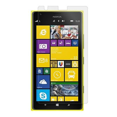 Nokia Lumia 1520 Displayskydd (Spegel)