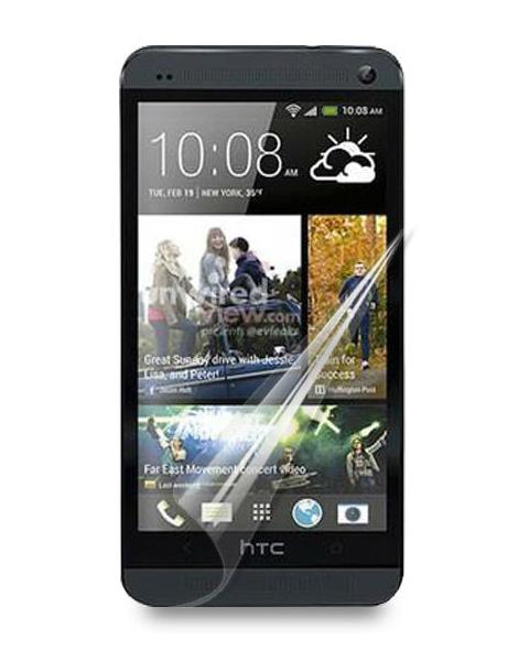 HTC One ST Displayskydd (Klar)