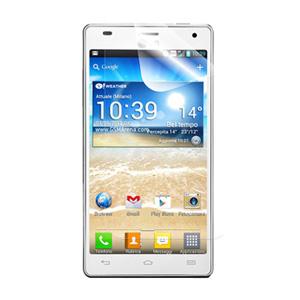 LG Optimus 4X HD Displayskydd (Spegel)