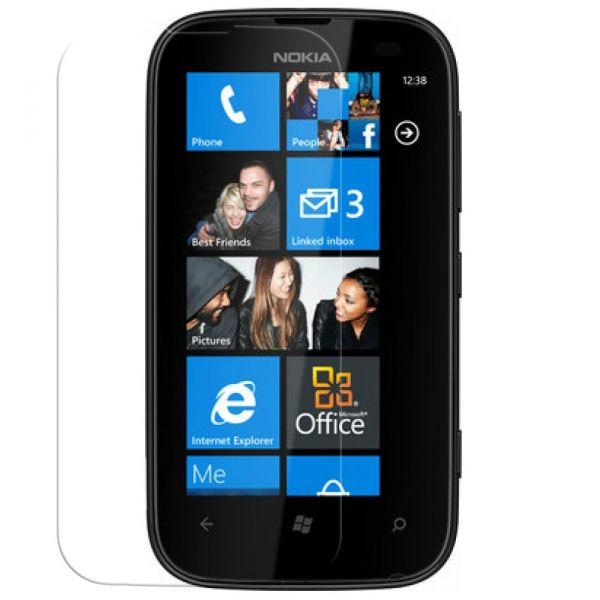 Nokia Lumia 510 Displayskydd (Spegel)
