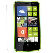 Nokia Lumia 620 Displayskydd (Spegel)