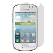 Samsung Galaxy Fame Displayskydd (Spegel)