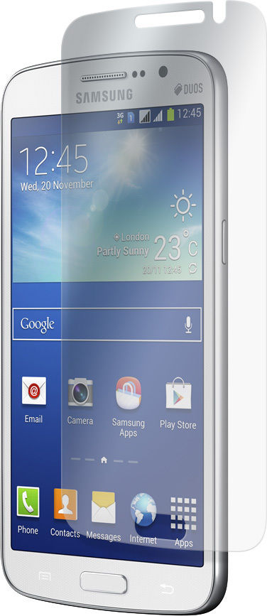 Displayskydd för Samsung Galaxy Grand 2 G7106 (Spegel)