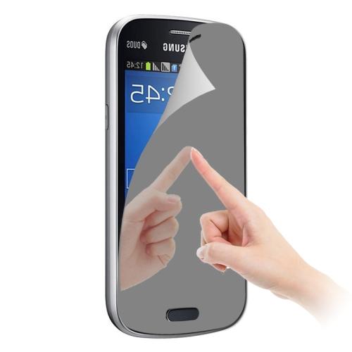 Displayskydd för Samsung Galaxy Trend Lite (Spegel)