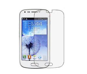 Displayskydd till Samsung Galaxy Trend 2 Duos